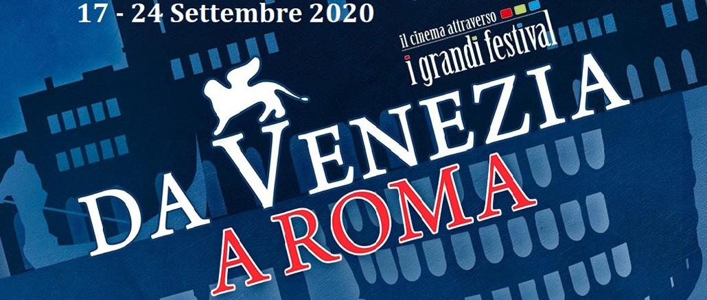 Settimana del cinema da Venezia a Roma 2020