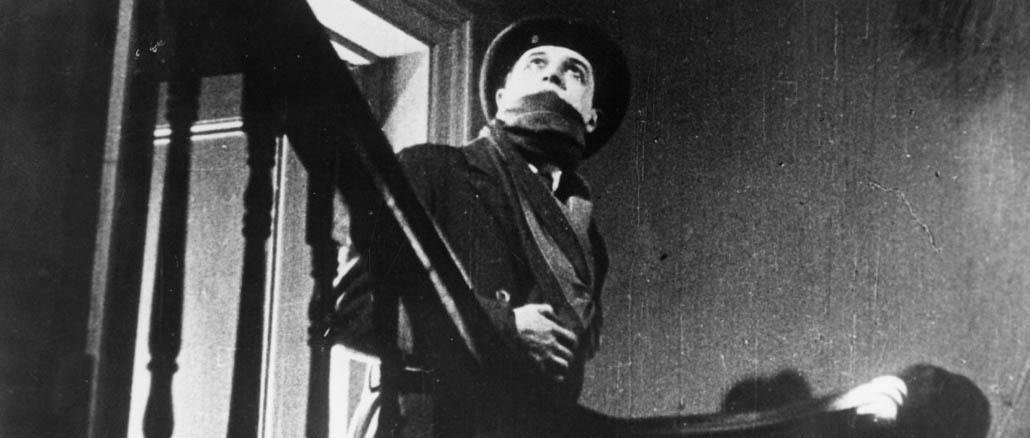Il pensionante (The Lodger), 1927 di Alfred Hitchcock
